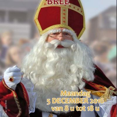 Sinterklaasmarkt 2016
