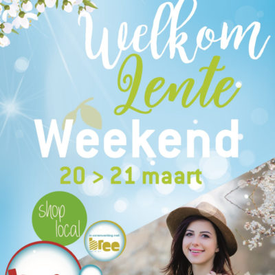 Lente weekend Bree