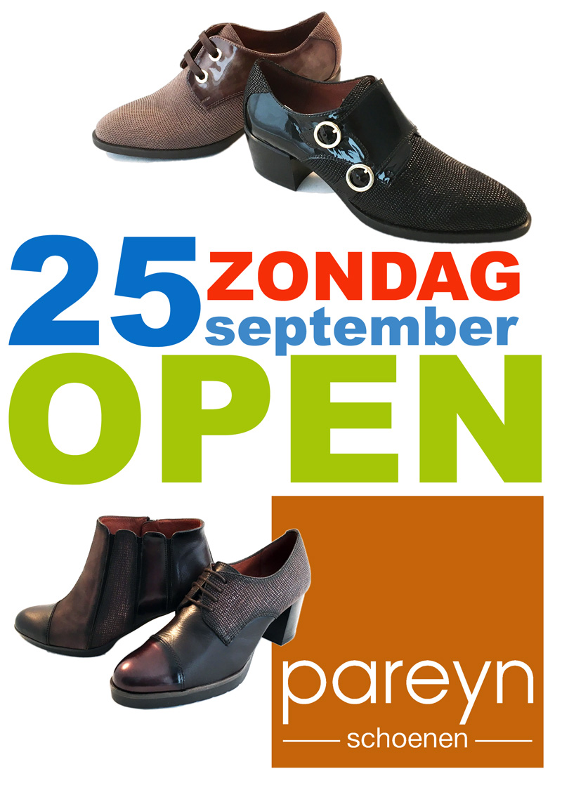 Zondag 25 september 2016 Pareyn open website