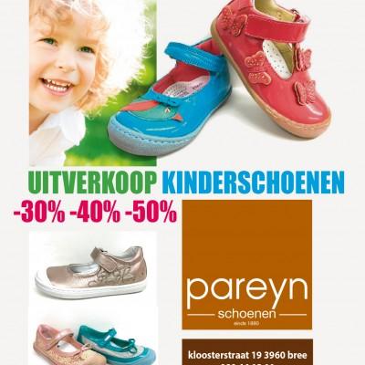 Uitverkoop Kinderschoenen